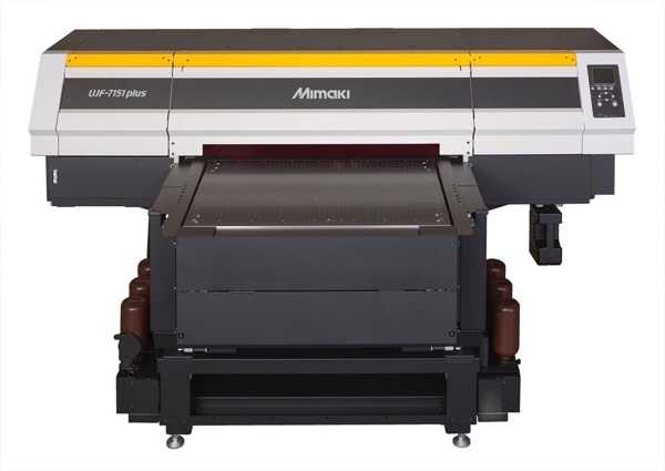 Mimaki Launches New Metallic UV Ink Opening Creative