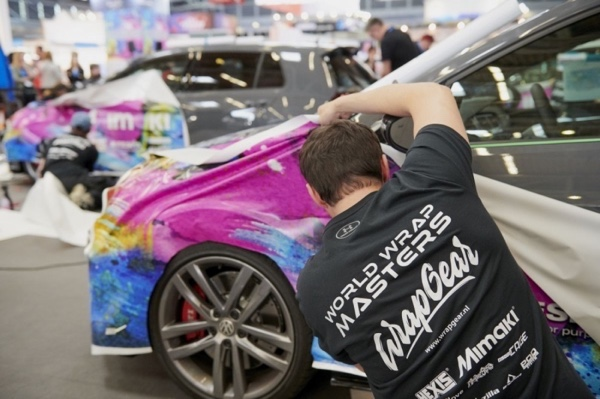 World Wrap Masters Series Culminates In An Action Packed Competition World Of Print