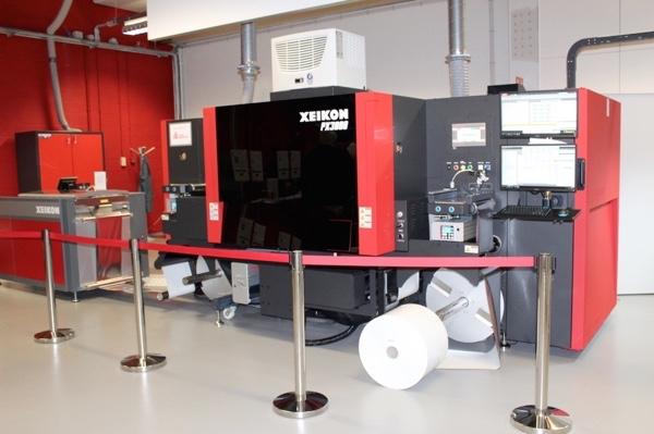 Xeikon at PrintEx - World of Print